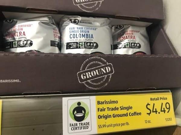 Aldi: Barissimo Ground Coffee Just $4.49 & More Thru 8/24!
