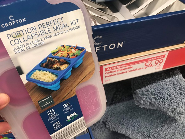 Aldi: Crofton Collapsible Meal Kits JUST $4.99 Each & More Deals!