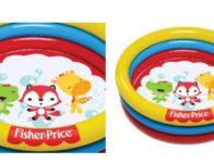Fisher Price 36″ x Н10″ 3-Ring Ball Pit Play Pool $9.99 {Reg $18}