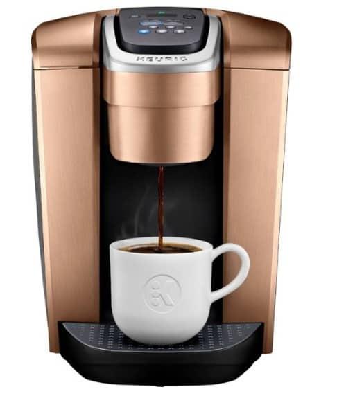 Keurig - K-Elite Single-Serve K-Cup Pod Coffee Maker $129.99 {Reg $170}