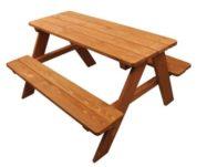 Kids Wooden Picnic Table $39.99 {Reg $90}