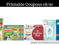 Newest Printable Coupons 08/20: Save On Skippy, Dove, Friskies & More