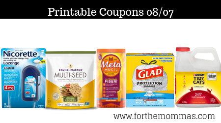 photo relating to Nature's Bounty Printable Coupon referred to as Printable Discount coupons Roundup 08/07: Help save Upon Purina, Pleased