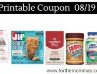 Printable Coupon Roundup 08/19: Save On Seattle, Frigo, Garnier, Keebler & More