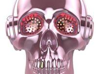 Skull Wireless Speaker ONLY $14.38 (Reg. $30)