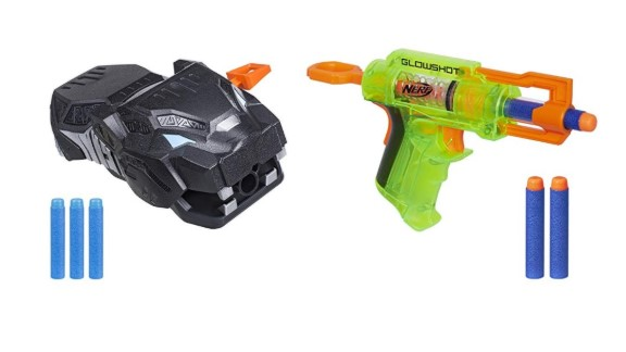 Amazon : Up to 30% on Select Nerf Toys