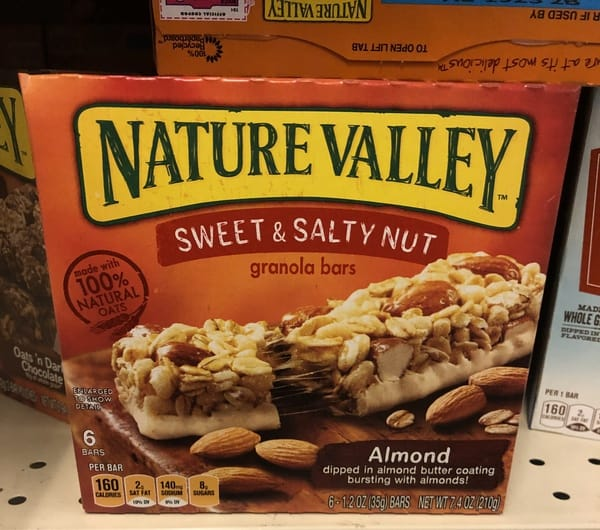 Giant: Nature Valley Granola Bars ONLY $0.99 Each Starting 9/13!