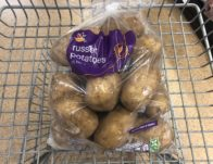 Giant Brand Russet Potatoes 5 Lb Bag ONLY $0.95 Starting 9/20!