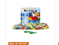 Save up to 30% off Brickyard Building Blocks and More