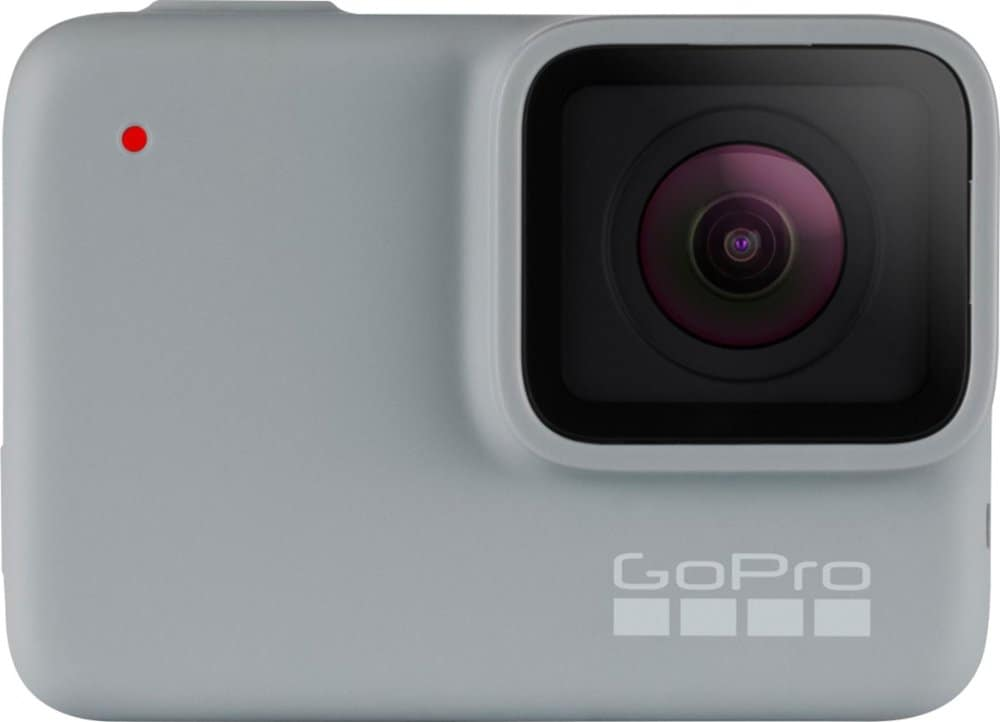 GoPro - HERO7 White HD Waterproof Action Camera ONLY $169 99