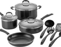 Cuisinart – 11-Piece Cookware Set ONLY $49.99 (Reg $200)