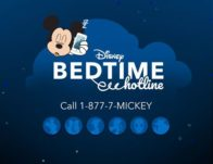 Free Disney Bedtime Character Calls