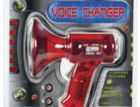 Toysmith 3.5″ Small Voice Changer $6.99 {Reg $12}