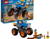 LEGO City Great Vehicles Monster Truck $11.99 {Reg $20}