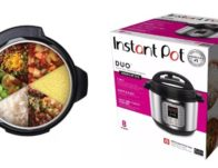 8qt Instant Pot Duo 7-in-1 Pressure Cooker $60 {Reg $130}
