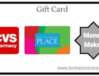 CVS: Gift Card Moneymaker Starting 9/22