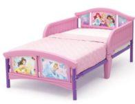 Disney Princess Plastic Toddler Bed $38.87 {Reg $65}