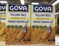 FREE Goya Yellow Rice Products Thru 9/26!
