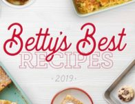 Free Betty's Best Recipes eCookbook