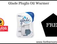ShopRite: FREE Glade PlugIn Oil Warmer Thru 9/21!</body></html>