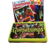 Goosebumps Retro Scream Collection ONLY $3.95 Each + FREE Tin