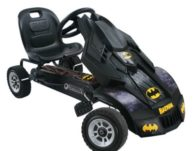 Hauck Batman Batmobile Ride-On Pedal Go-Kart $89 {Reg $129}