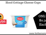 Hood Cottage Cheese Cups ONLY $0.50 Each Starting 9/22!