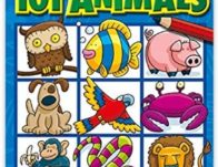 How to Draw 101 Animals Paperback Book $2.55 (Reg $4.99)