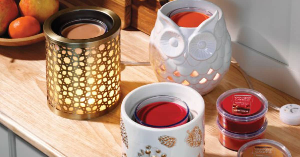 MeltCups and Room Sprays ONLY $2.95 at Yankee Candle {Ends Today}
