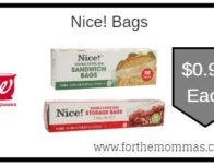Nice! Bags ONLY $0.93 Each Starting 9/22