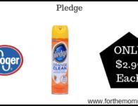 Pledge ONLY $2.99 {Reg $4.99}