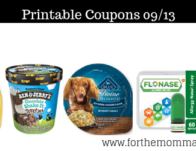 Printable Coupons Roundup 09/13: Save On Edge, GoodBelly, Blue & More