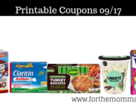 Newest Printable Coupons 09/17: Save On Welchs, Liberte, Garnier & More