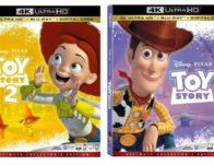 Toy Story + Toy Story 2 + Toy Story 3 (4K UHD + Blu-ray + Digital) $50 + Free Shipping