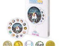 Moonlite Uni the Unicorn Story Projector $4.52 {Reg $8.00}