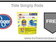 FREE Tide Simply Pods