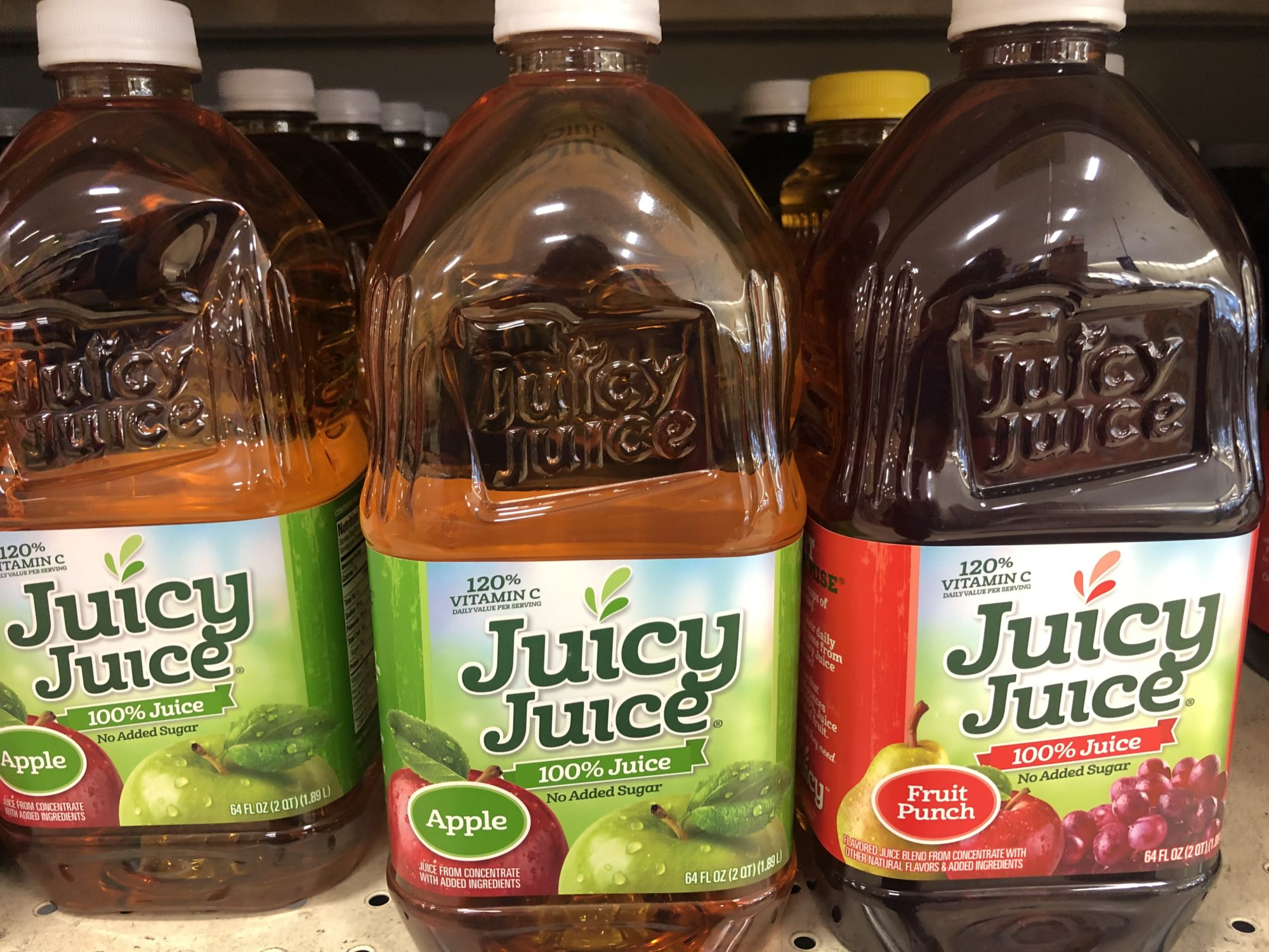 ShopRite: Juicy Juice 64 Oz Bottles Just $0.99 Each Thru 11/16!