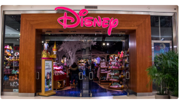 Free Haunted Halloween Party at Disney Store