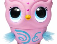 Owleez, Flying Baby Owl Interactive Toy with Lights & Sounds ONLY $38.82 {Reg $49}