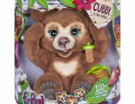 FurReal Cubby, The Curious Bear Interactive Plush Toy ONLY $77 {Reg $99}