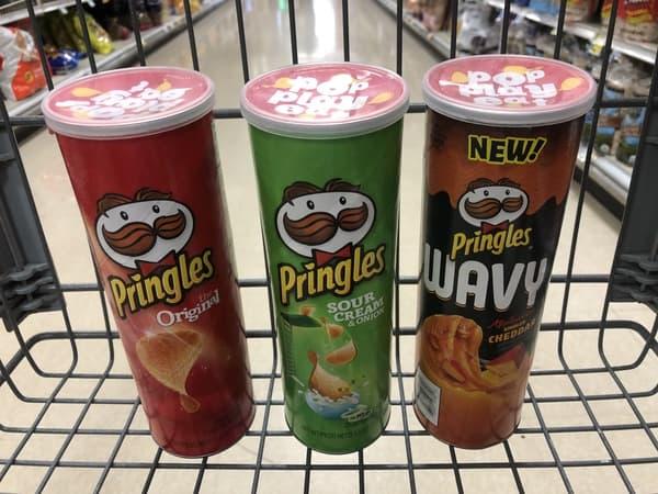 Giant: Pringles Crisps ONLY $0.99 Thru 10/10!