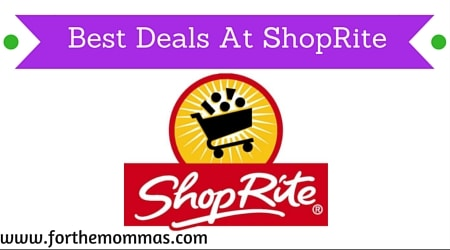Best ShopRite Deals Roundup For the Week of 10/06/19