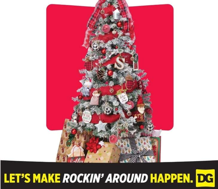 Is Dollar General Open On Christmas.Dollar General Holiday Catalog 2019 Ftm