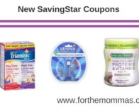 New SavingStar Offers 10/06: Excedrin, Abreva, Breathe Right & More
