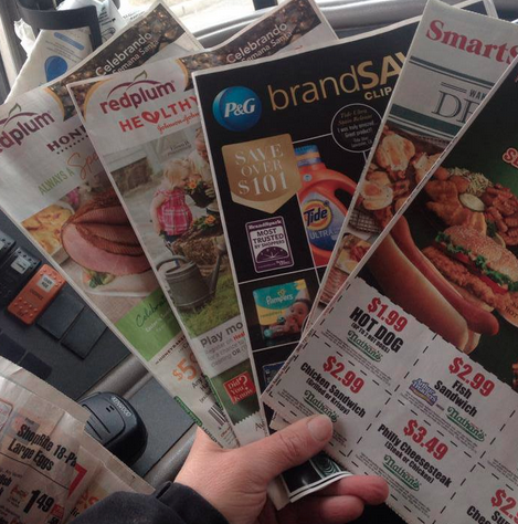 February 2016 Coupons