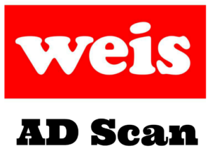 Weis Ad Scan