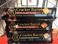 Cracker Barrel Chunk Cheese JUST $0.74 Each Starting 11/17!