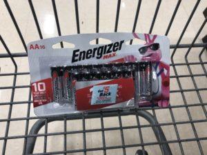 ShopRite: Energizer Batteries Just $3.74 Starting 11/10!