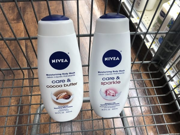 ShopRite: Nivea Body Wash ONLY $0.99 Each Thru 11/16! (No Coupons Needed}