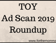 Toy Ad Scan 2019 Roundup